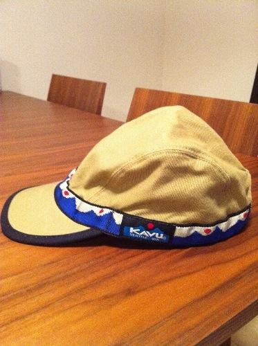 KAVU(カブー)のストラップキャップ帽子