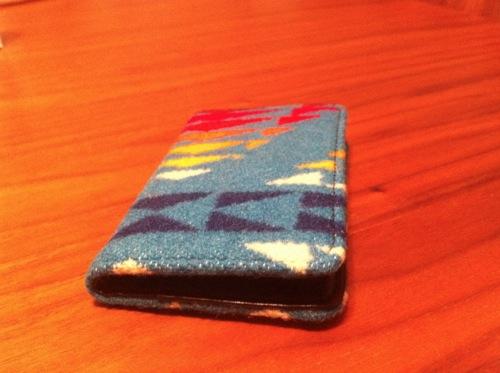 PENDLETON(ペンドルトン)カードケース ペコスターコイズ
