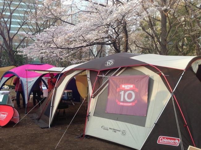 TOKYO outside Festivalコールマン