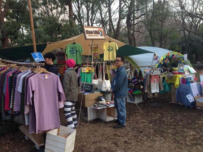 TOKYO outside Festival one-life