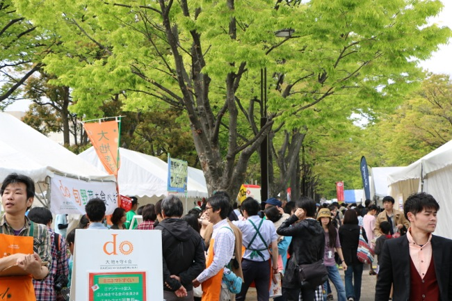 アースデイ東京/Earth Day Tokyo 2014に行ってきました代々木公園