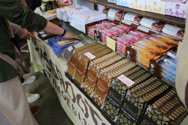アースデイ東京/Earth Day Tokyo 2014に行ってきましたオーガニックチョコレート